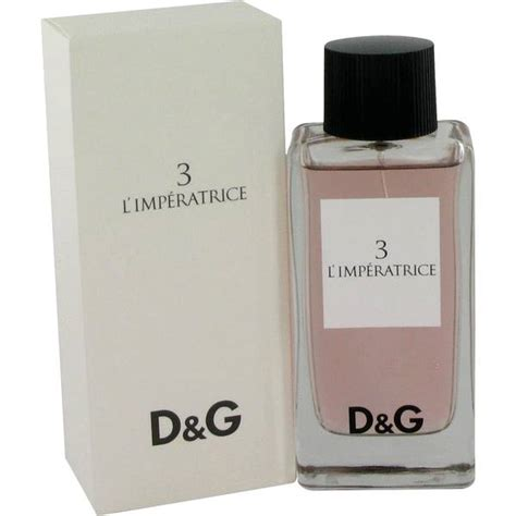 l imperatrice 3 perfume for by dolce gabbana