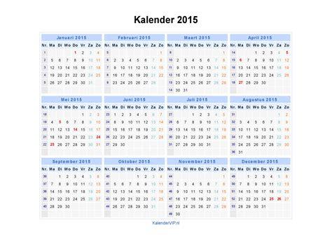 Astrologische Kalender Voor Nederland Belgie En Kolonien Voor 1938 kalender 2015 jaarkalender en maandkalender 2015 met weeknummers en feestdagen