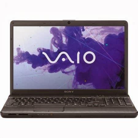 Harga Laptop Merk Sony Vaio Terbaru daftar harga dan spesifikasi laptop sony vaio prosesor