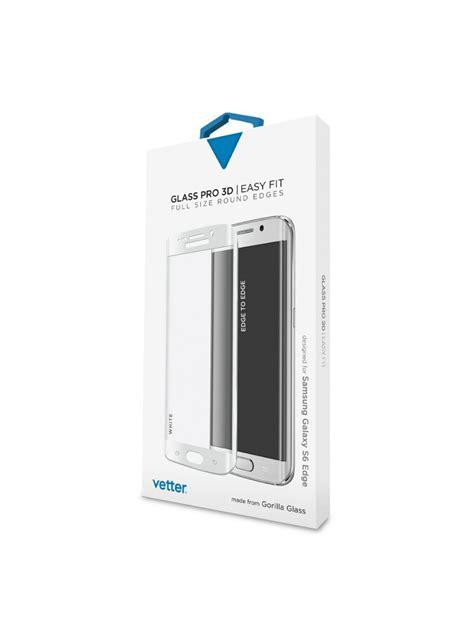Samsung Galaxy S6 Edge Tempered Glass Cu Kode Df2261 samsung galaxy s6 edge 3d tempered glass easy fit
