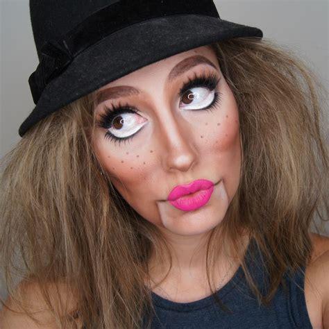 doll tutorial doll makeup ideas for mugeek vidalondon
