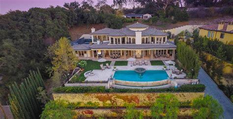 Modern Floor Plans For New Homes 5 9 million gated mediterranean mansion in sherman oaks