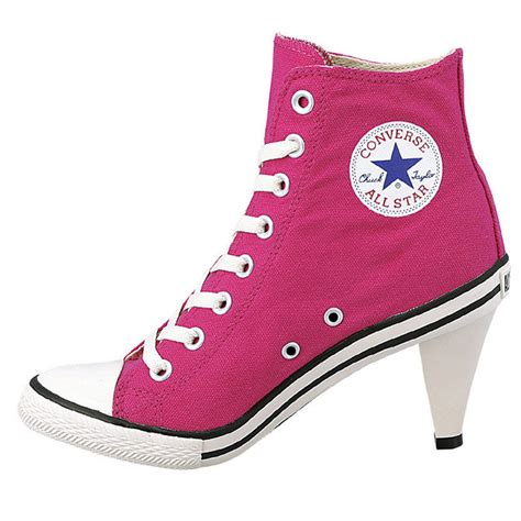 convers high heels converse all high heel l sneakers stiletto