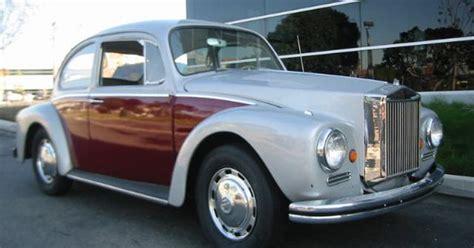 elegant beetle volkswagen  rolls royce body kit  volkswagen pinterest