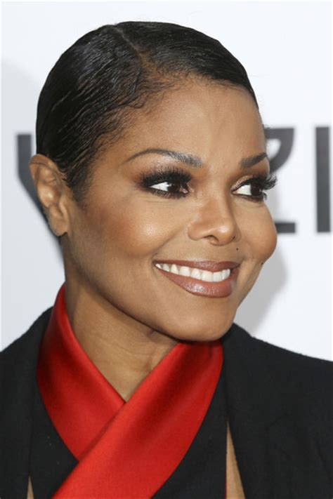 cut with janet hair janet jackson short hairstyle celebrity image gallery