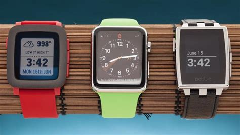 Smartwatch Pebble Time pebble time review rating pcmag