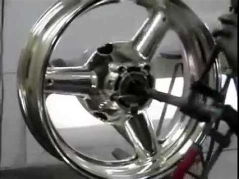 krom boya motorsiklet jant kaplama real chrome motorrad