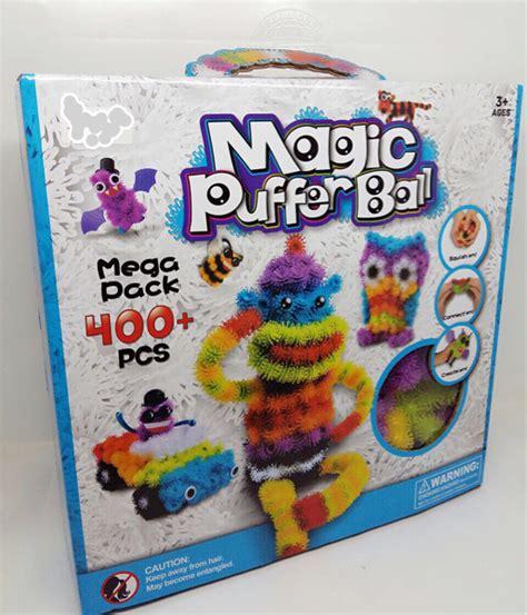 Promo Cluster Mega Pack Bunchems Mainan A Berkualitas magic puffer bunchems mainan edukatif anak untuk kreatifitas