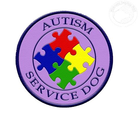 how to a service for autism autism service patch