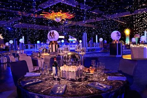 the emmy governors ball got a look reminiscent of a starry