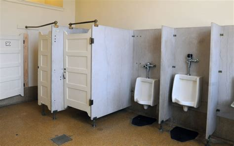 are there bathrooms on amtrak trains initial restroom renovation plan for lancaster amtrak