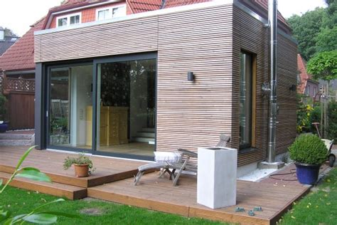 Anbau Holz Kosten by Anbau An Ein Doppelhaus In Geesthacht Harms Und K 214 Ster