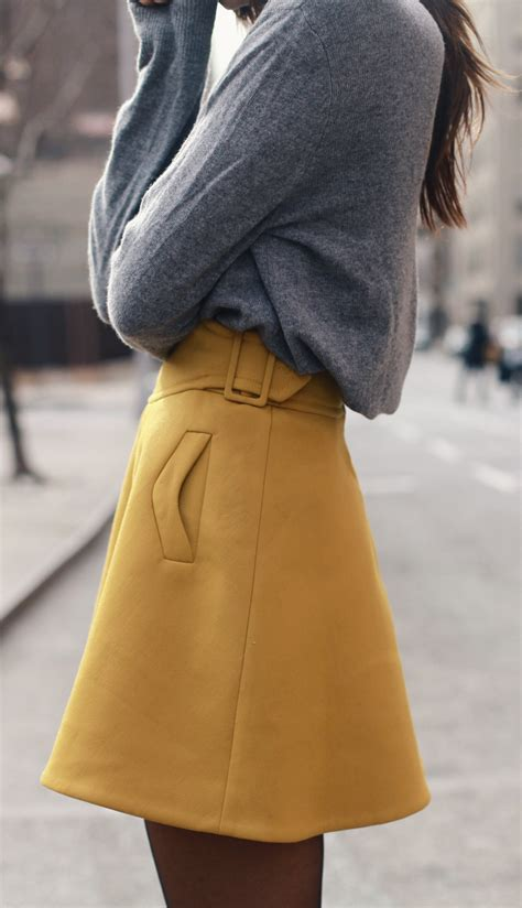 Mustard Clothing A Trend In Autumn How To Wear Yellow Mustard In Style Just The Design