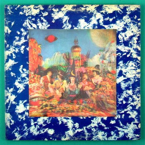 lp the rolling stones their satanic majesties request 3d