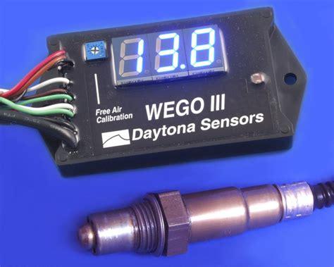 harley wide band o2 sensor dynotune product 027 2 daytona wego 3 wideband system
