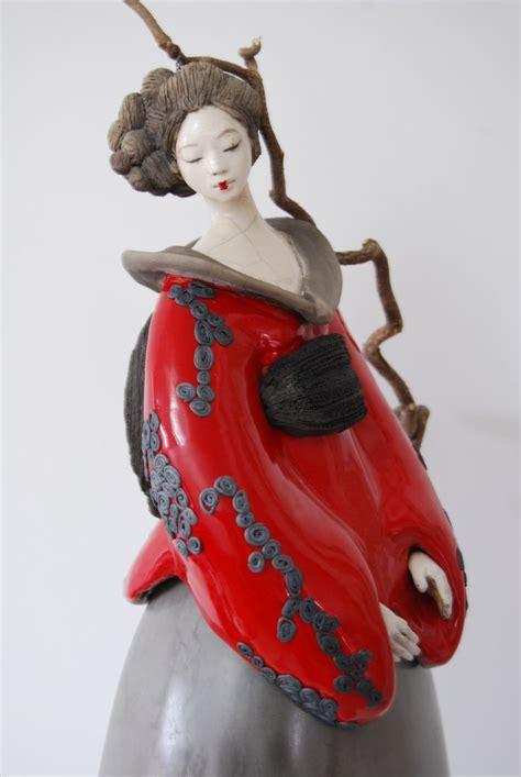 design keramik doll 70 best images about sculptures c 233 ramique raku pauline
