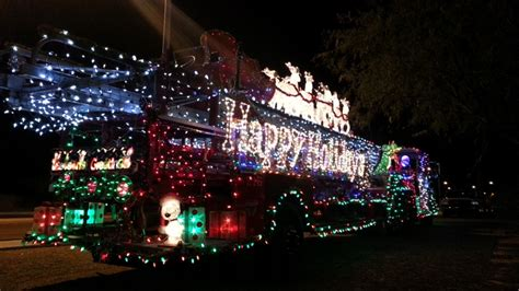 christmas lights inside car fried chicken old cars and christmas caroling