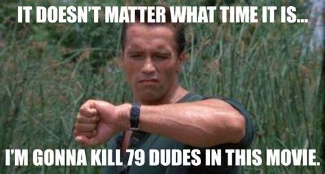 Arnold Meme - arnold schwarzenegger funny meme action movies
