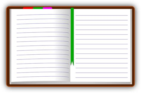 sketchbook pro transparent background free vector graphic organizer diary book write free
