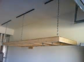 furniture overhead garage solution with metal shelf