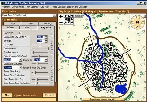 map generator rpg city map generator www pixshark images