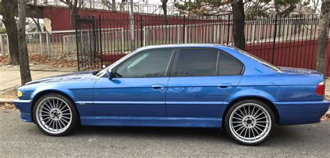 Alpina wheels for E38 (pics)