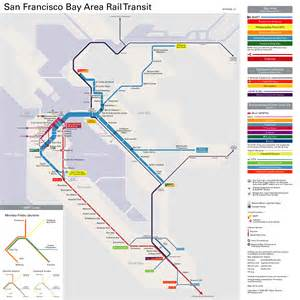 Bart Map San Francisco by Bart Map Cool Stuff Pinterest