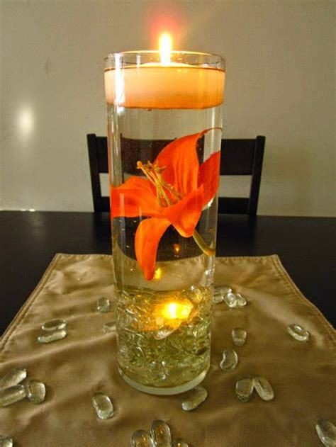 floating candle centerpieces for wedding wedding ideas lisawola how to diy simple wedding