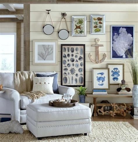 coastal home decorating coastal decor inspiration from birch lane shop the look