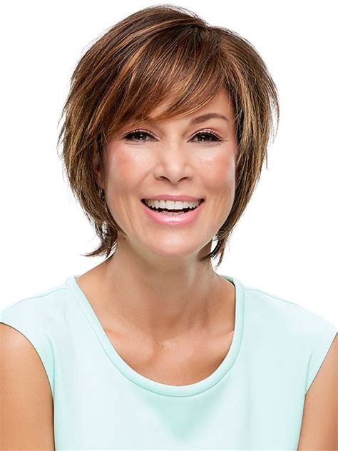 textured layered shag hairstyles sassy short shag with textured layers all over hair