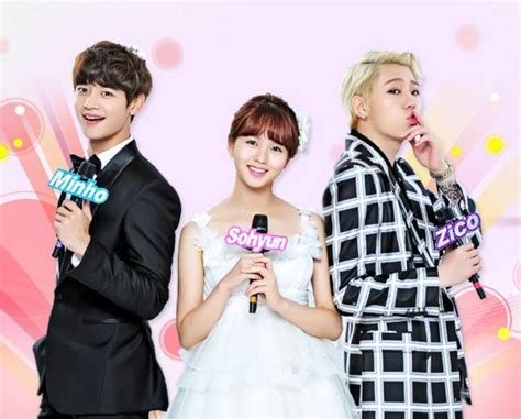 Mc 9 Kode B Big performances from august 9th show allkpop