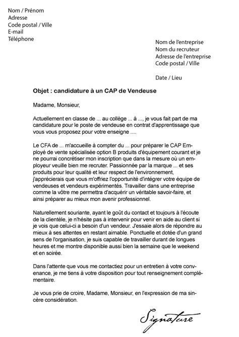 lettre de motivation apprentissage lettre de motivation cap cuisine phantasypark