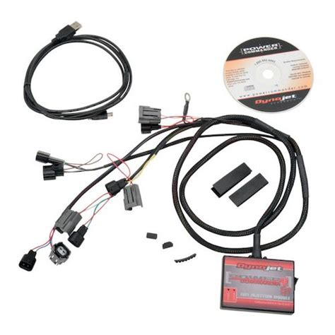 dynojet research inc power commander v dynojet power commander v ex for harley c a r b revzilla