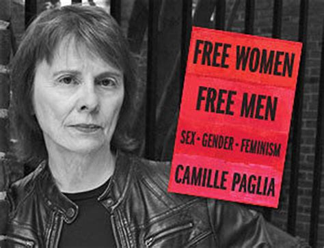 free free gender feminism books author camille paglia discusses quot free free