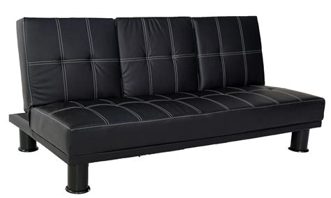 couch co signature sleeper couch drink tray sleeper couch black