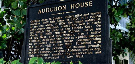 audubon house and tropical gardens audubon house and tropical gardens key west visitor guide