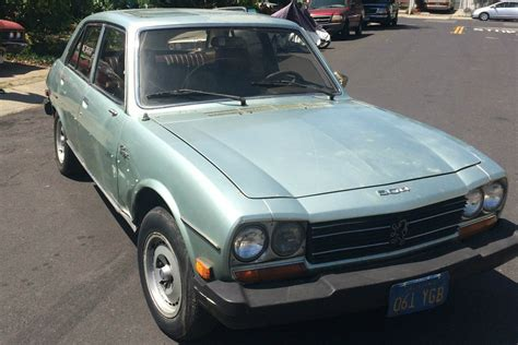 peugeot 2016 for sale rescued by a writer 1979 peugeot 504 diesel
