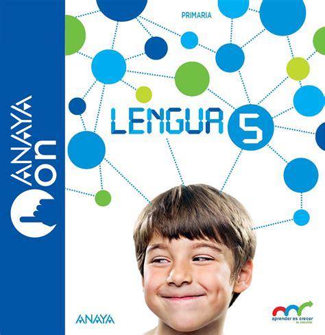 libro aprender es crecer lengua eugenio un maestro en la quot red quot nuevos proyectos lengua 5 186 6 186 y mate 5 186 6 186