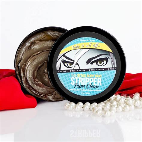Perfectly Posh Detox Mud Reviews by Charcoal Mask Use On Stinky To Clean Out Arm
