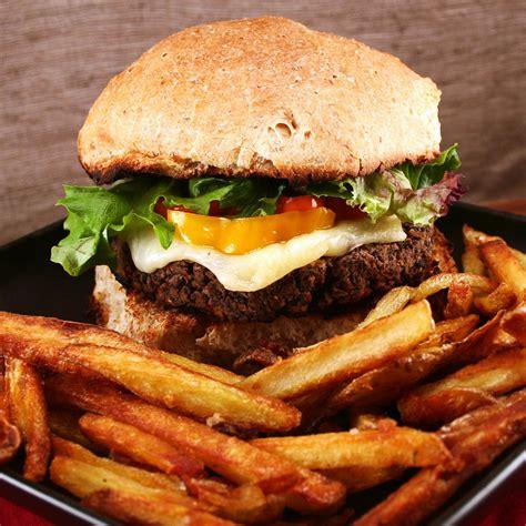 black bean burger recipe dishmaps