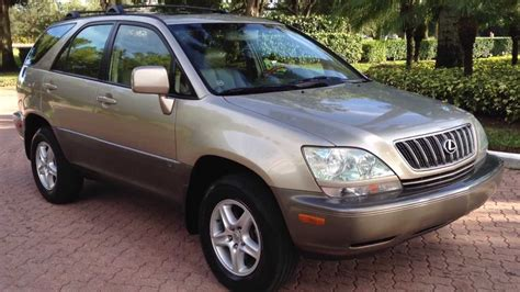 lexus rx300 2001 lexus rx300 view our current inventory at