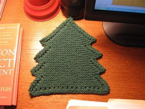christmas tree knitting pattern dishcloth kelley s yarns christmas tree dishcloth