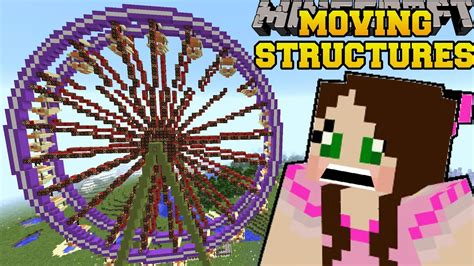 moving image minecraft moving structures real theater buses