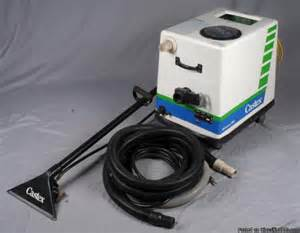 Upholstery Extractor Machine Castex Magnum 900 Carpet Extractor Kit W Shipping Avail