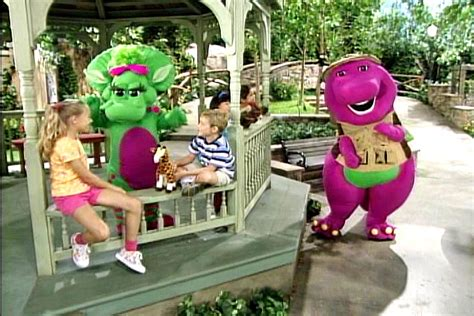 barney backyard barney backyard show car interior design