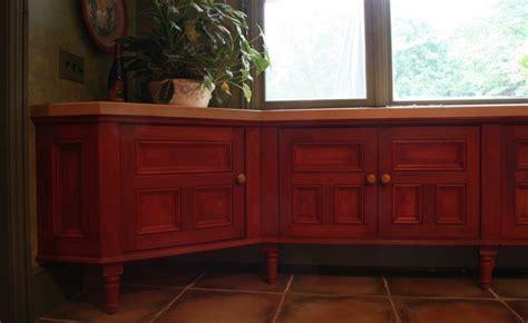 under kitchen cabinet heating a cabinetmaker s kitchen