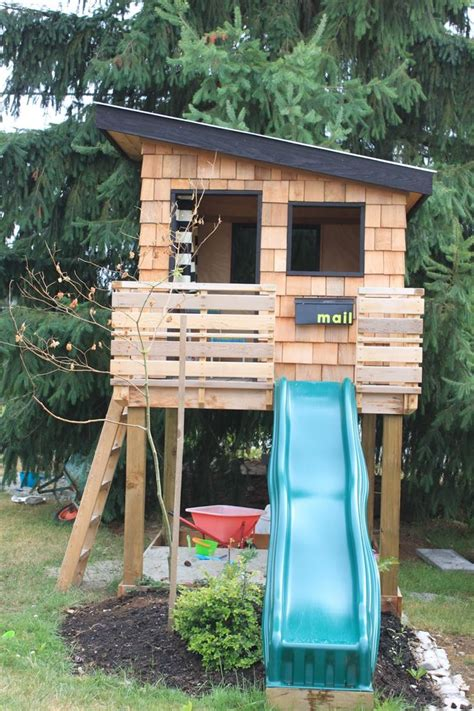 diy backyard playset 25 great ideas about outdoor playset on
