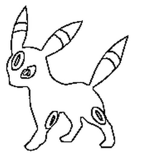 pokemon coloring pages umbreon pokemon umbreon coloring pages images pokemon images