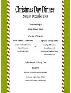 silver saddle restaurant christmas menu