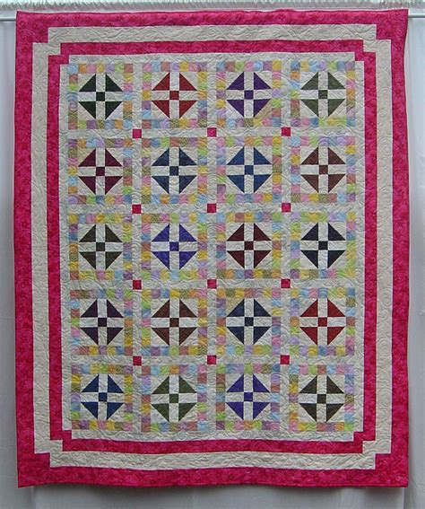 One Hour Quilt by Quilt Pink And Judy S 1 Hour Quilt Scrap Quilts